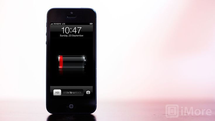How to fix battery life issues with iOS 6 or iPhone 5