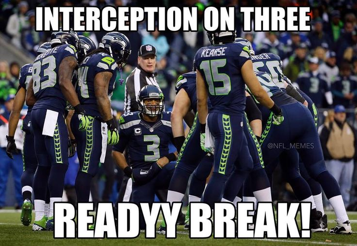 Seahawks have given up 3 interceptions in the first 1/2 of playoff game w/ Packers