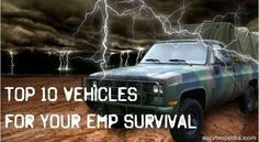 So if you are one of those readers who wish to consider EMP-resistance as a factor in selecting a bug-out vehicle, then you should not miss this article.
