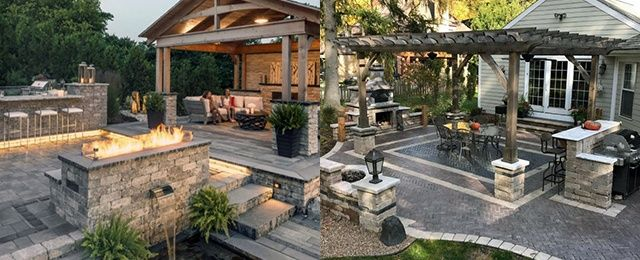 Top 60 Best Paver Patio Ideas Backyard Dreamscape Designs In