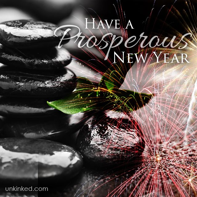 Have a Prosperous New Year Everyone..