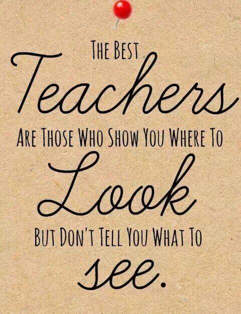 For My  teacher - Cheers !