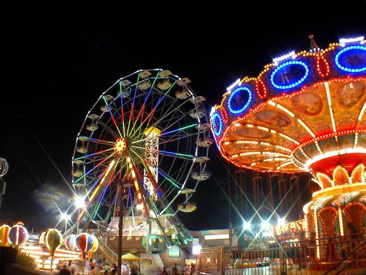 Amusements on Ocean City, NJ boardwalk