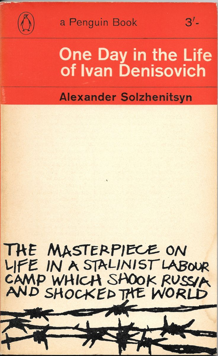 best images about penguins the sixties book one day in the life of ivan denisovich by alexander solzhenitsyn