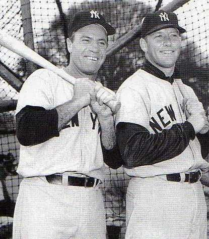 Image result for Mickey Mantle 1953 baseball photos