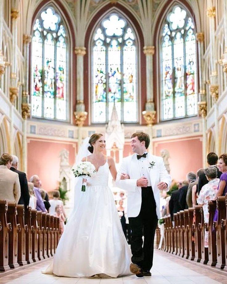 Gorgeous wedding gown from Modern Trousseau in Savannah, Georgia