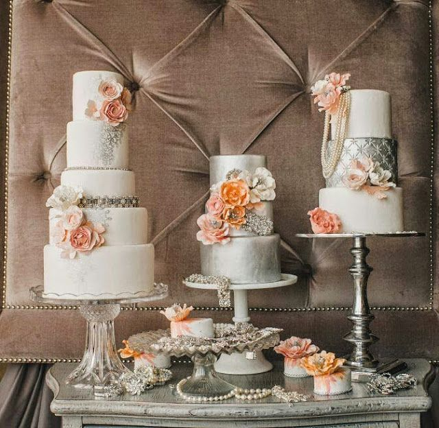 grey wedding cake ideas 1000 ideas about grey wedding cakes on bow 14984