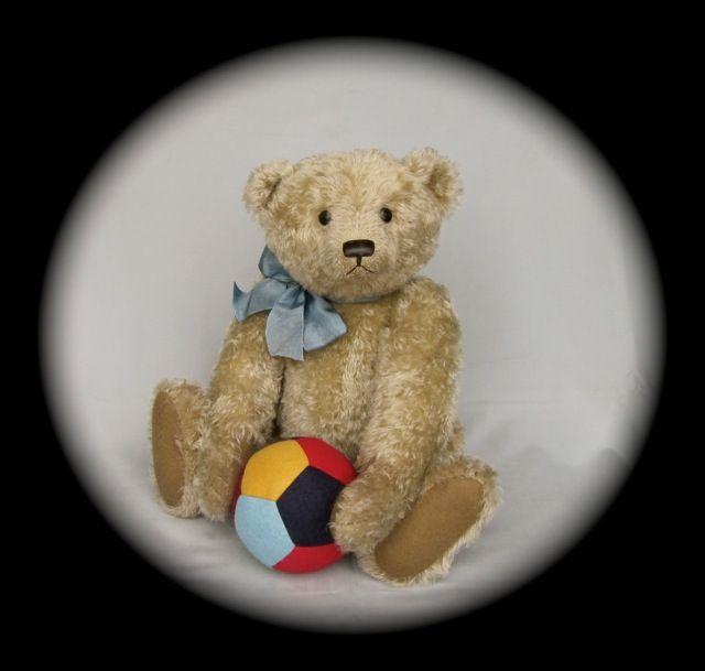 bear by Jane Humme