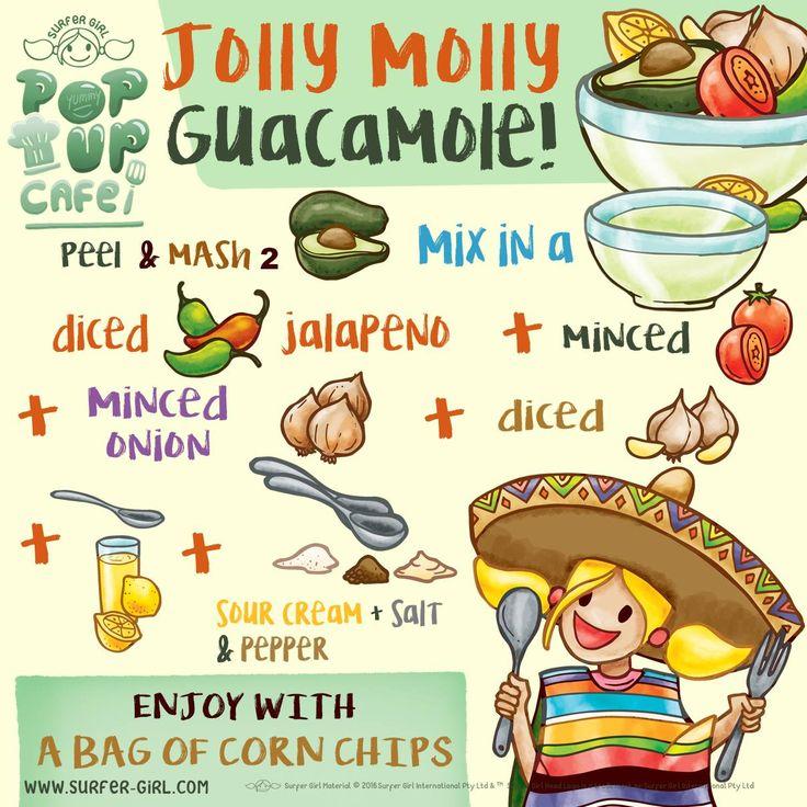 It's raining avocadoes in my garden (Yeay) :)  So I'm gonna make some jolly molly guacamole dish :) Here's the nyummy nyum nyum recipe ^^ Love, Summer <3 #surfergirl #healthyrecipe #guacamole #guacamolerecipe #easyrecipe