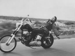 In the editor of The Nation asked Hunter S. Thompson to write a story about the Hell's Angels Motorcycle Club, as they're officially known.