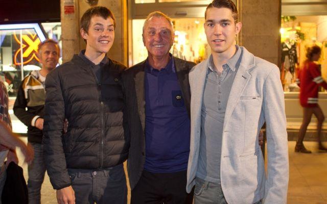 La familia de Johan Cruyff, desolada - Informalia.es