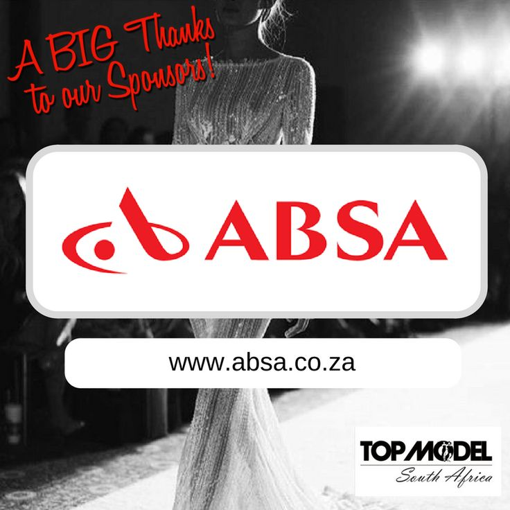 Thanks to Absa for your sponsorship! We appreciate your support!  Visit them on www.absa.co.za #TMSA17 #TMSASponsor