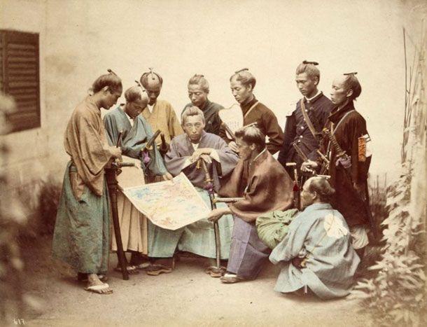 Vintage-Photographs-Of-Japanese-samurai-warriors-6