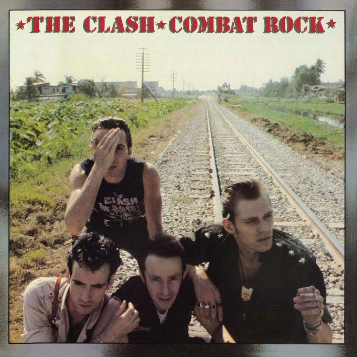 The Clash - Combat Rock (1982)