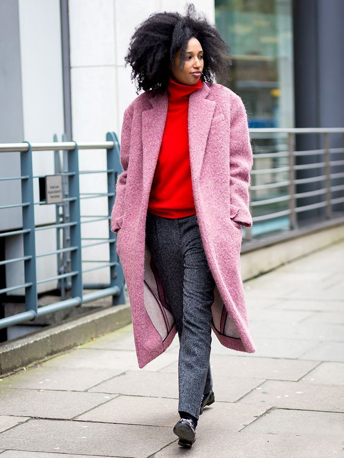 Ever wondered how to pull off 2018's colorful trend if you're a minimalist? We've got you.