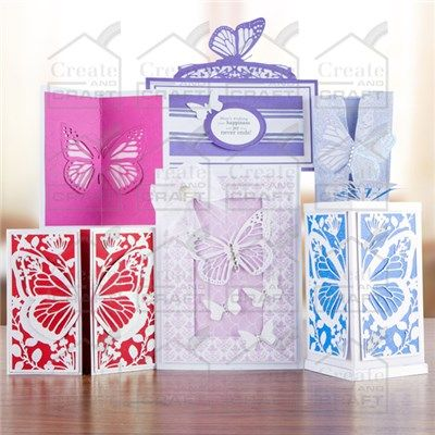 Buy Couture by Create and Craft The Mariposa Die Collection from CreateAndCraft.tv