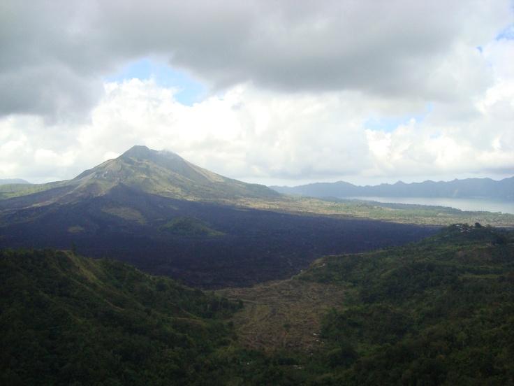 bali vulcan