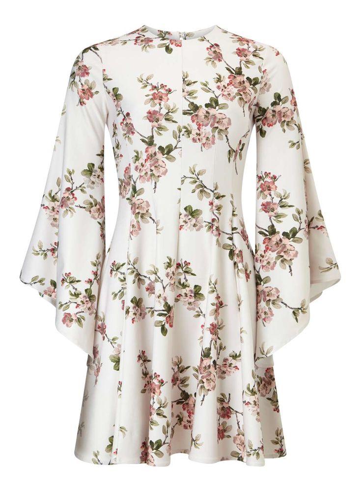 Cherry Blossom Dress - Miss Selfridge