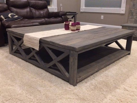 40 Classy Rustic Table For Living Room You Ll Love Farmhouse Style Coffee Table Coffee Table Wood Rustic Coffee Tables