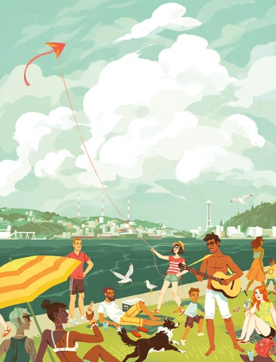 Summer 2012 Outdoor Events Guide