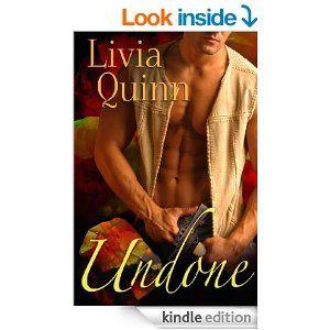 Undone: A Sexy Romantic Adventure (Blood Opal Series Book 1) by Livia Quinn.