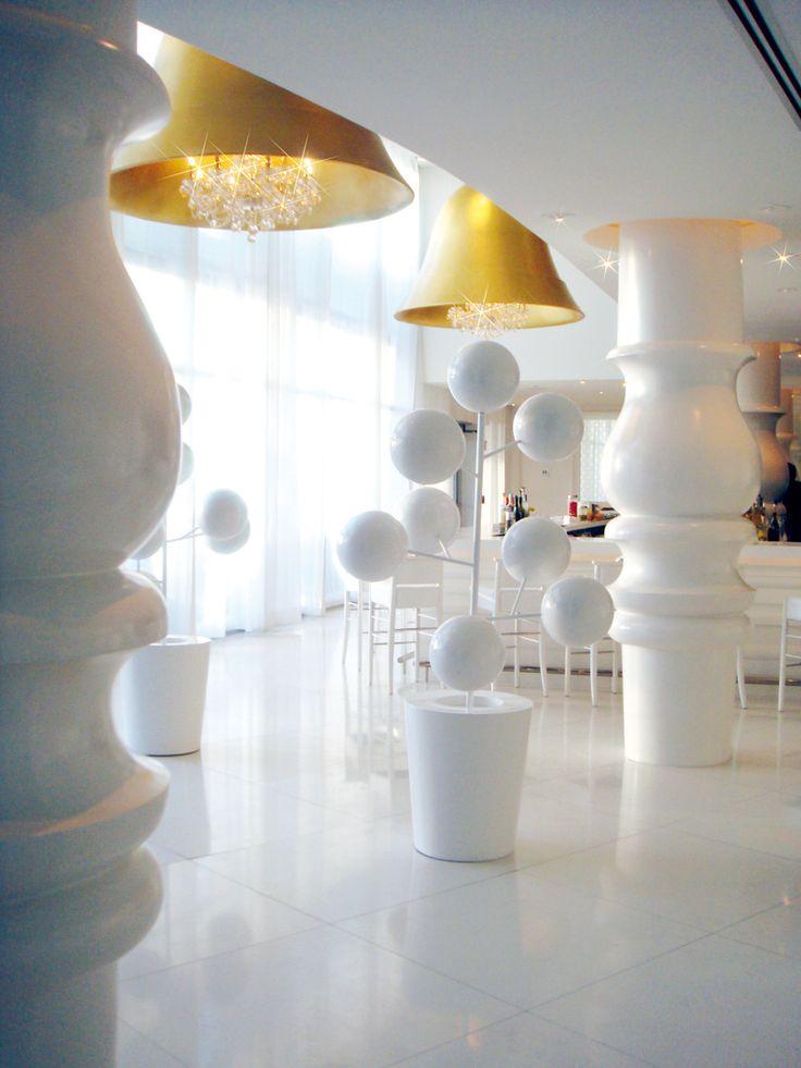 The Mondrian South Beach, Miami     by Marcel Wanders