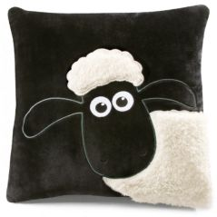 Cutest Pillow ever :)  I love Wallace and Gromit and this guy.