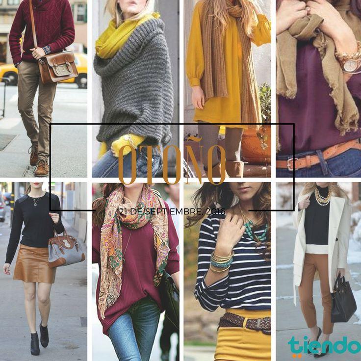Ya mañana inicia el otoño, ingresa a nuestra página tenemos grandes productos en colores TIERRA. Haz tu orden hoy mismo ¡No esperes mas!