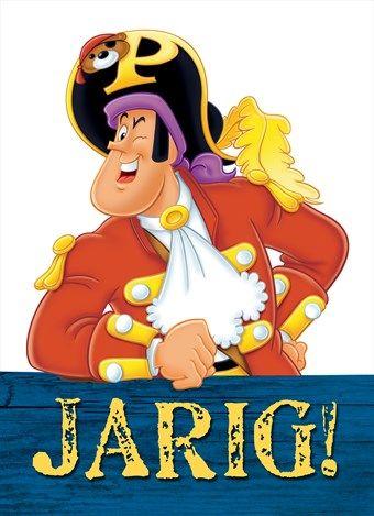 Kaarten - studio 100 - piet piraat | Hallmark