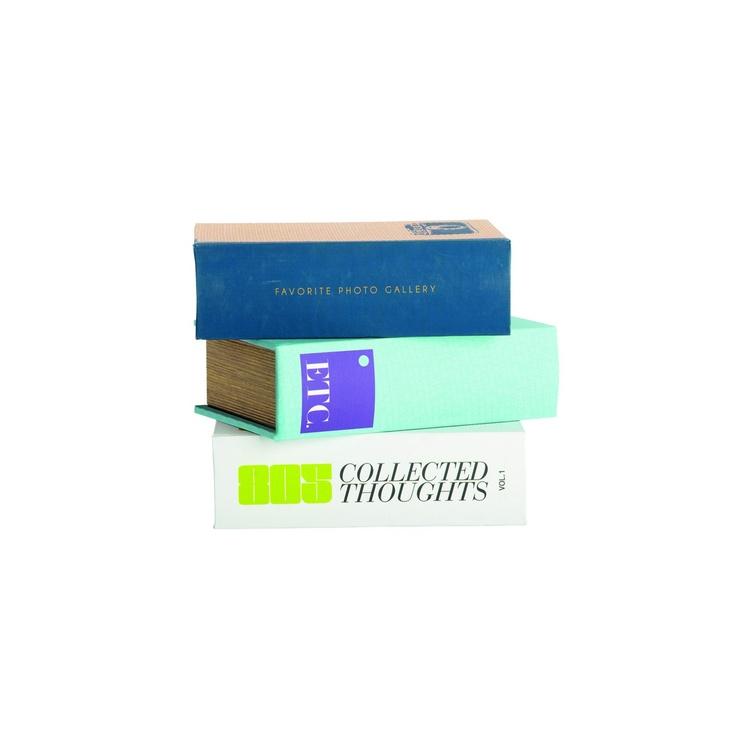 Knowledge förvaringsbox 16x22 i gruppen Inredningsdetaljer / Förvaring hos RUM21 AB (113583)