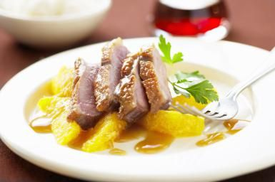 The Much Loved French Duck a L'Orange, Amazingly Easy to Make: Duck a la Orange…