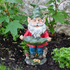 Garden Gnomes Garden Statues on Hayneedle - Garden Gnomes Garden Statues For Sale