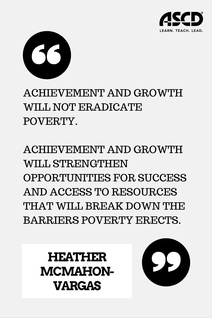 Image result for poverty and school achievement