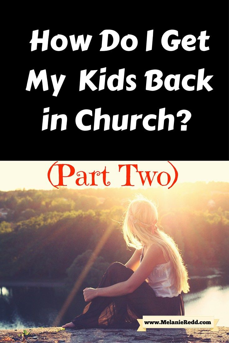 We are living in a day when kids are dropping out of church in droves. What can we do to get our teenager and young adults back into our churches? How can we reach this generation of students? Here is one great suggestion!