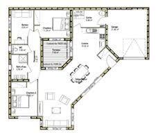 """Résultat de recherche d'images pour """"plan de maison carre avec patio interieur"""""""
