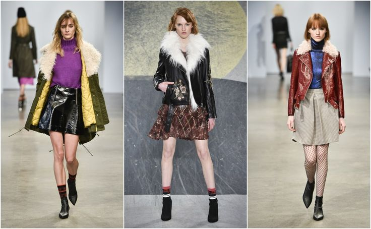 Key Trends from Copenhagen Fashion Week AW17! More at: www.thewanderlette.com  key trends | fashion trends | style | fashion | danish design | runway | copenhagen fashion week | fashion week | catwalk | fur jacket | leather jacket | fashion news
