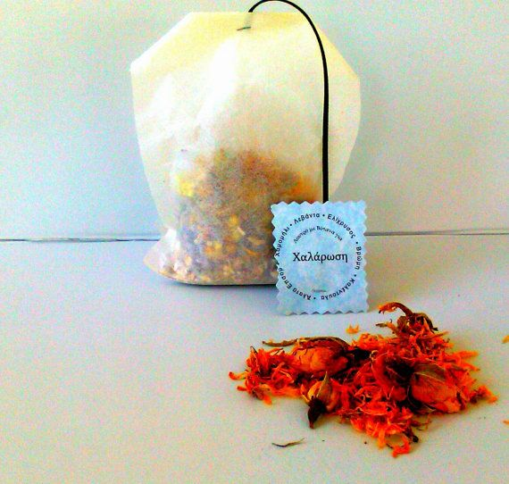 Herbal Bath Soak/ Bath Tea Bag/ Bathtime Herbal by 111elies