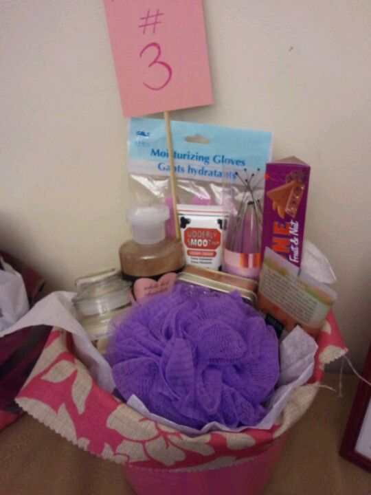 Prize Gift Basket For Baby Shower Raffle Cost To Make