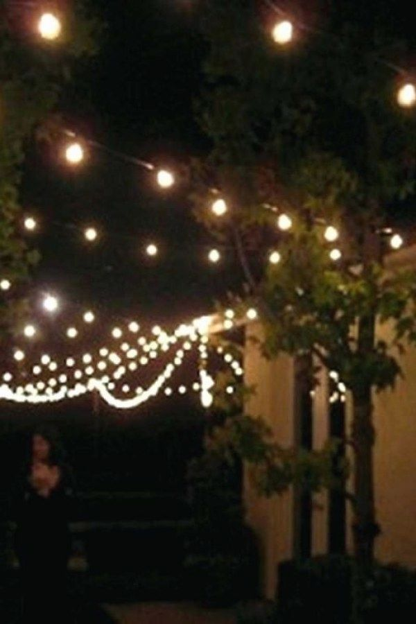 10 Easy Diy Patio Lighting Ideas To Build Yourself To Complete Your Gardens Outdoor Patio Lighting Outdoor Lighting Outdoor Patio Lights Diy Outdoor Lighting