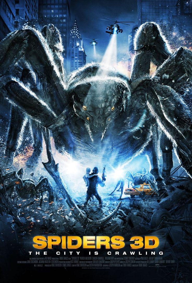 3d poster design online - 10 Best Filmes Aranhas Images On Pinterest Films Horror Films And Movies Online