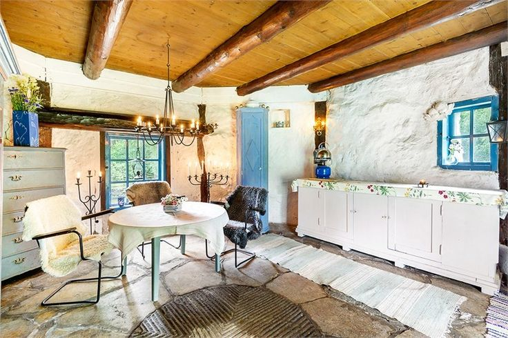 Idyllic windmill for sale in Gotland - Comfortable home