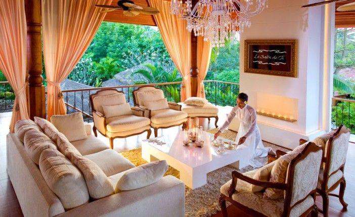 Zazen : un hôtel - restaurant plein de magie à Koh Samui