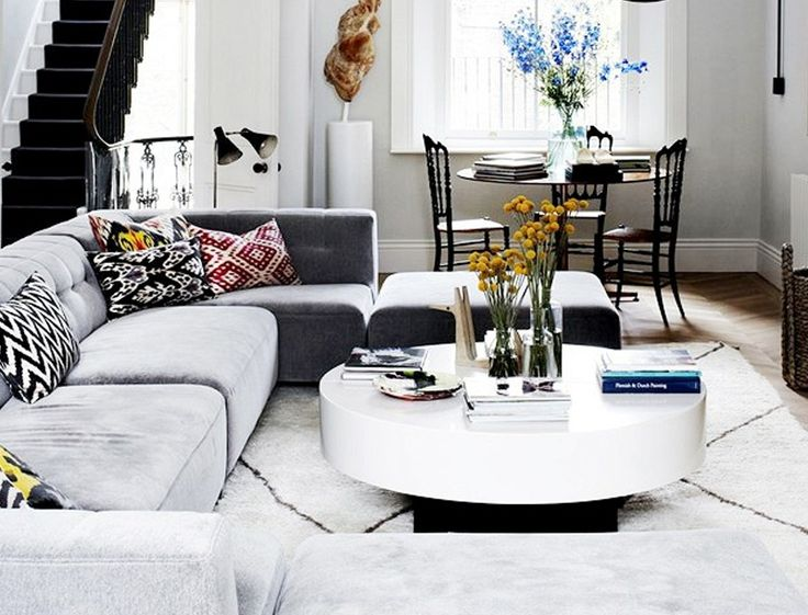 The coffee table is a living room staple  It s a great space to display all  of your pretty finds and it facilitates Monday  265 best DESIGN   COFFEE TABLES images on Pinterest   Cocktail  . Living Tables London. Home Design Ideas