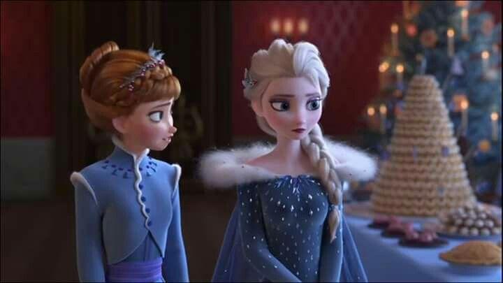 La nueva película de Frozen