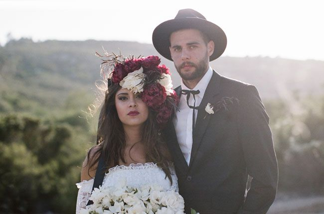 Romantic Spanish-Style Wedding Inspiration