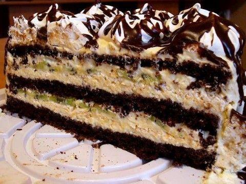 Самый быстрый торт. Если вы любите тортики, но так не хочется стоять на кухне 2 часа, а потом ходить по дому облизываясь, пока вкуснятина остынет, напитается…есть отличный вариант. По этому способу можно получить угощен…