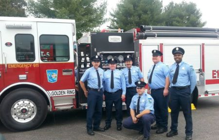Baltimore County Fire Department unveils $4 million worth of new apparatus...