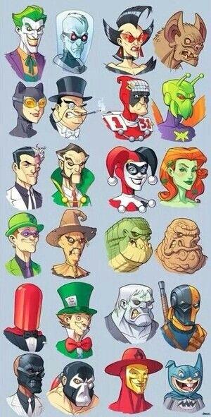 Harley Quinn is my favorite