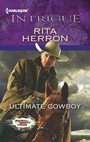 Ultimate Cowboy by Rita Herron - FictionDB