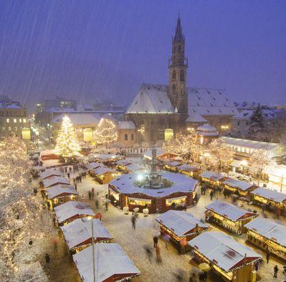 Mercatini di Natale Italia « christmas in love